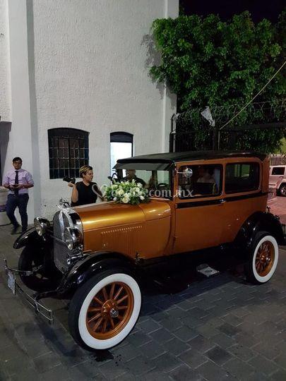 Ford modelo a tudor 1929