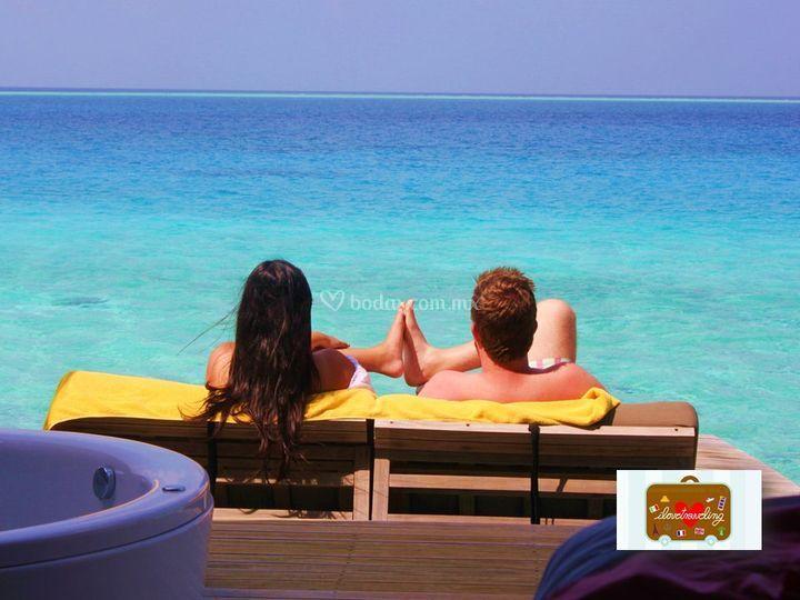 Nuestros viajeros: Maldivas