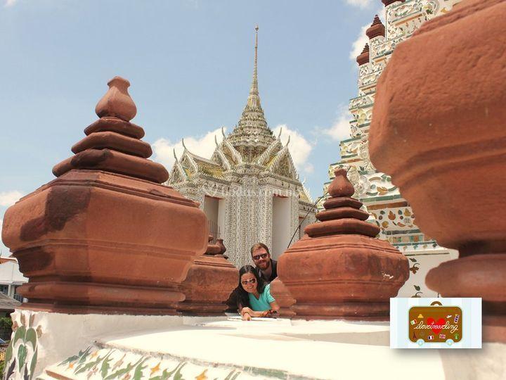 Nuestros viajeros: Bangkok