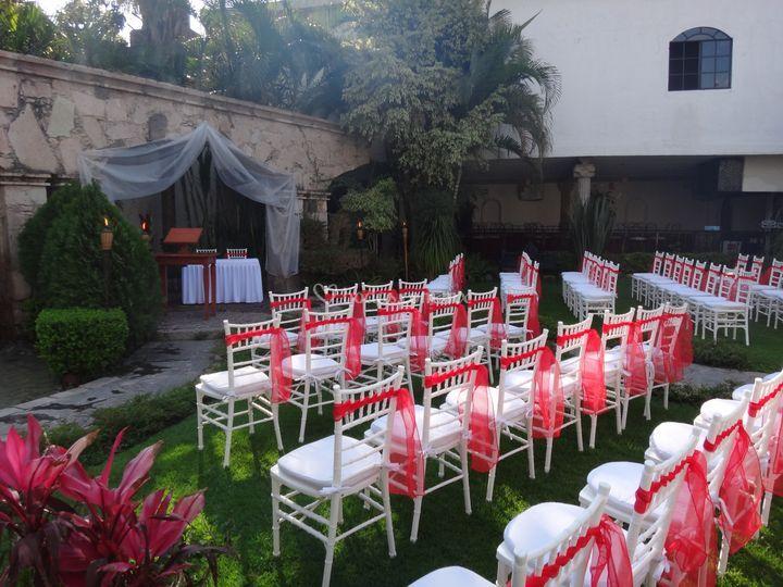Ceremonias en interior