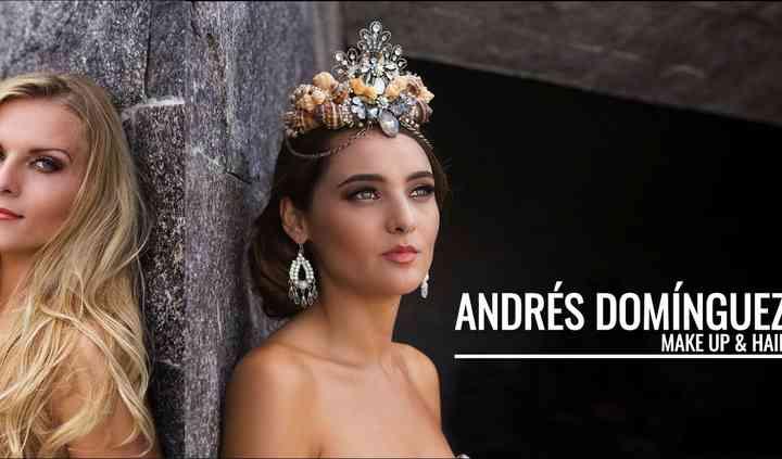 Andrés Domínguez - Make Up & Hair