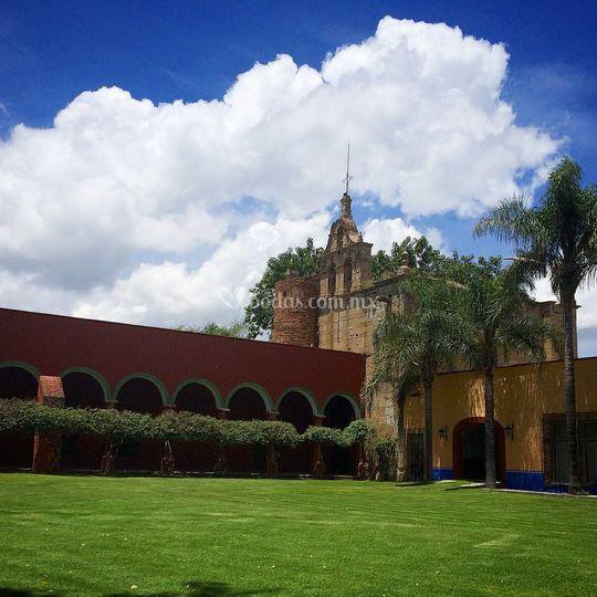 Hacienda Santa Lucía
