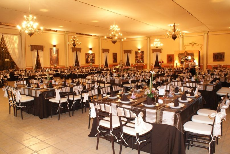 Evento Salón Virreinal