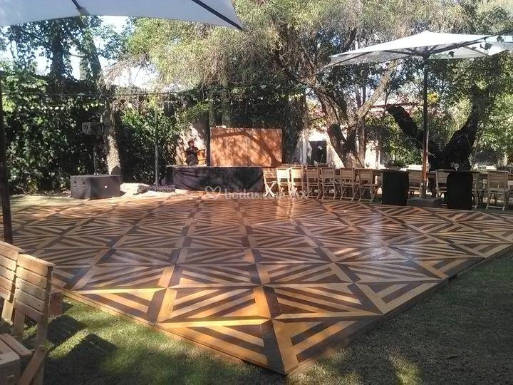 Jardin chapultepec de hacienda la magdalena foto 65 for Jardines de la hacienda