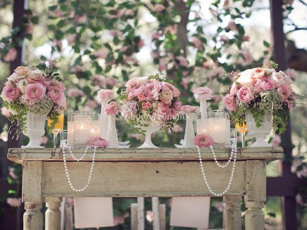 Decoraci n de bodas vintage foro organizar una boda for Decoracion puertas vintage