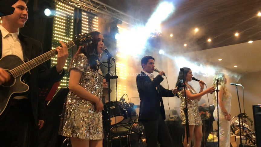 Grupo musical Los aristoshow