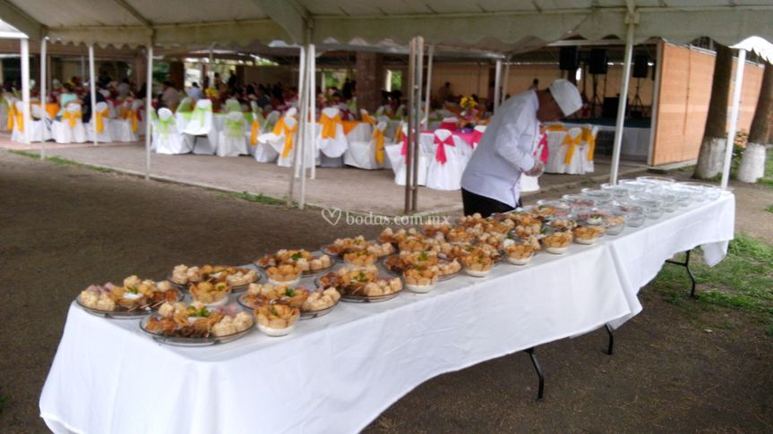 Banquetes y Más