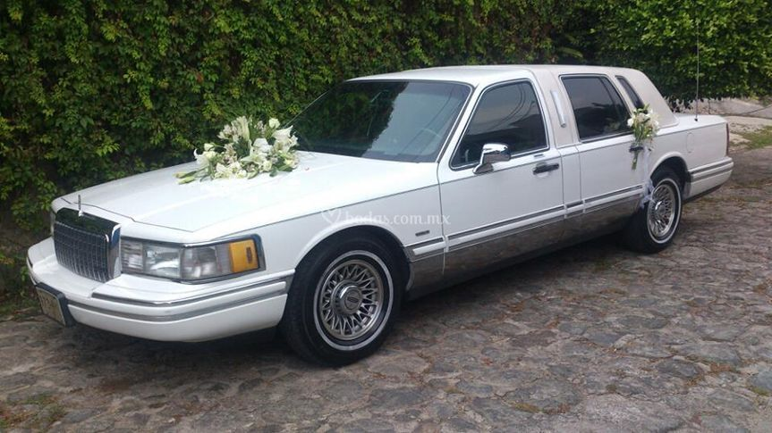 Lincoln limousine Executive