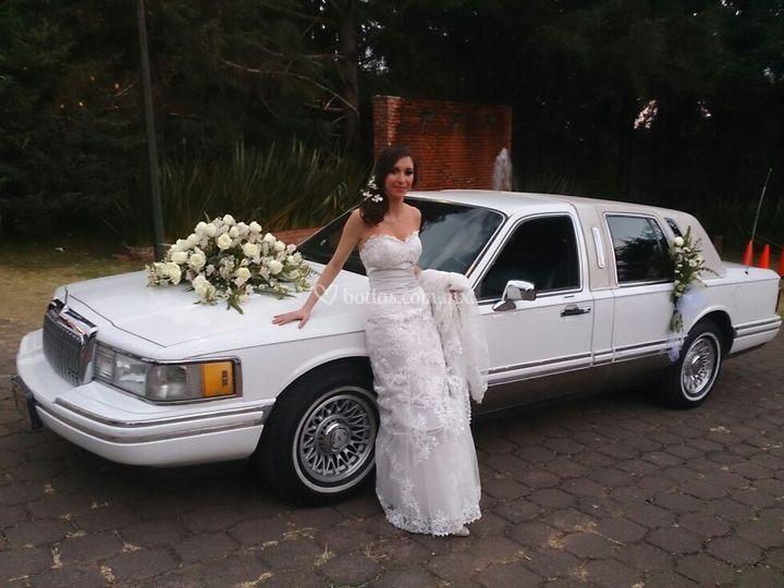 Linconl limousine