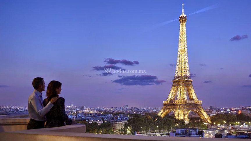 Europa y París