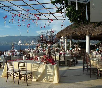 Boda en Acapulco