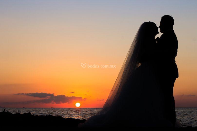 ¡El amor está en el mar!