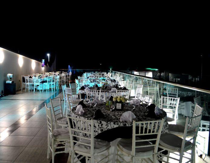 Rooftop Hotel Amoe