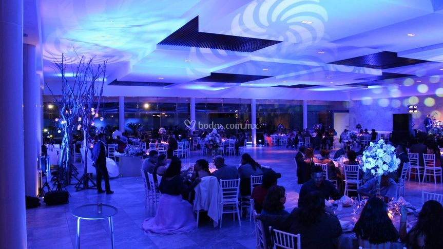 Lomejor producciones dj for Iluminacion ambiental