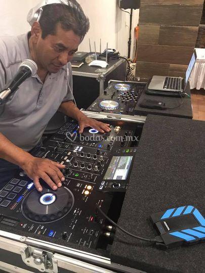 El mejor DJ