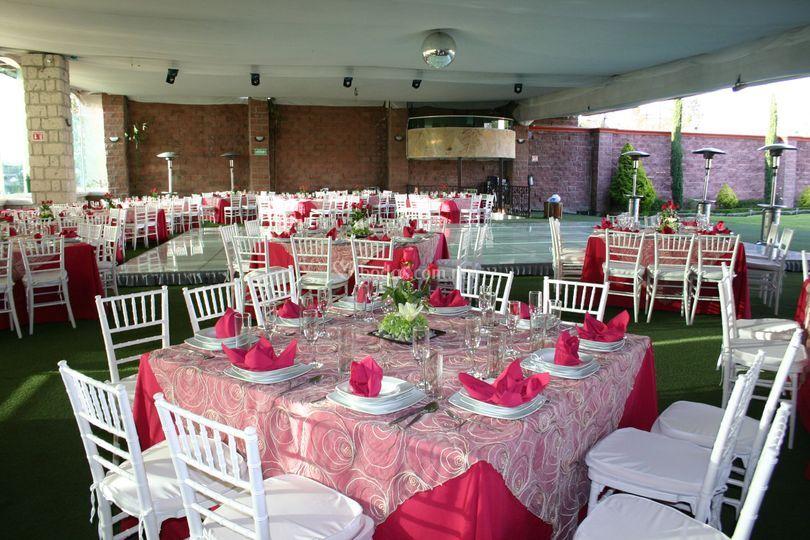 Jard n los arcos for Salon villa jardin cuautitlan izcalli