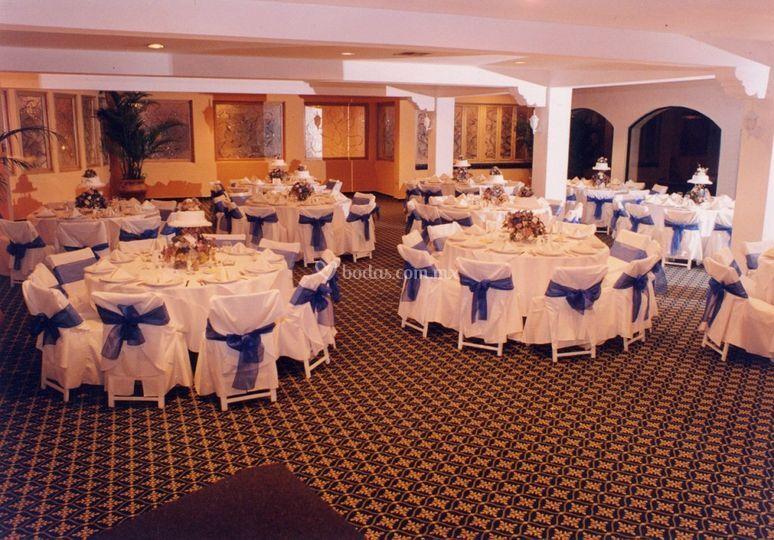 Salón Real Del Mar