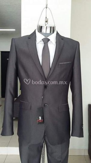 Traje oxford brocado hpc polo
