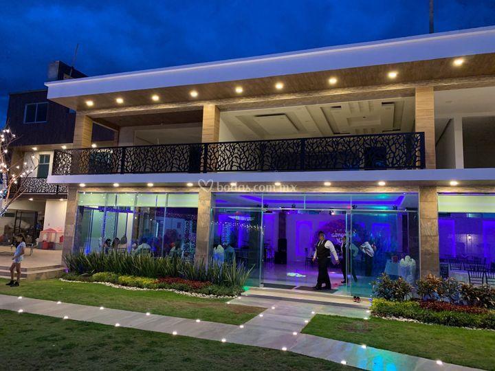 Salón Jardín Altamida