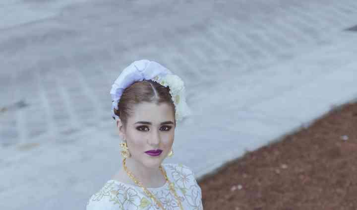 Vestido de boda de tehuantepec