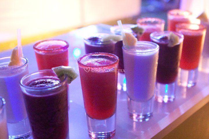 Shots deliciosos