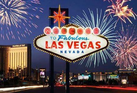 Las Vegas emosion y diversion