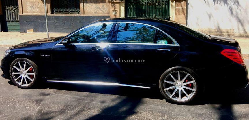 Mercedes benz s63