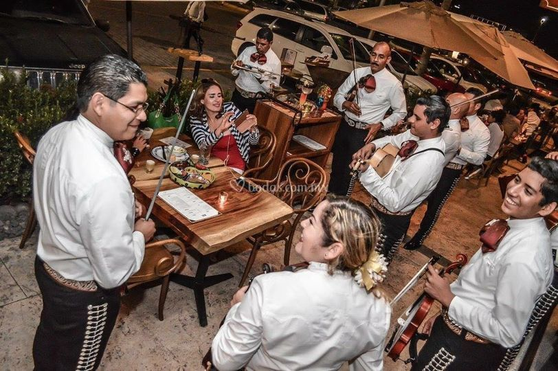 Cena en Despedida de Soltera