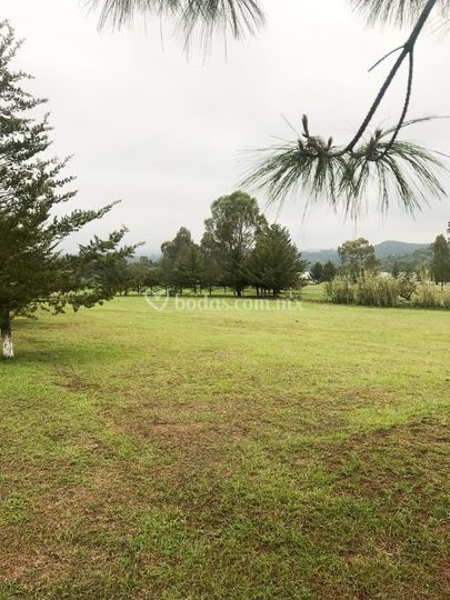 Jardín Caloma hasta para 500 personas