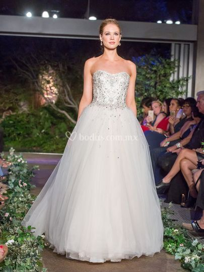 Gigi vestidos novia monterrey