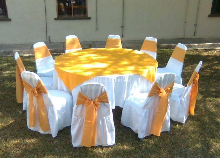 Disfruten su boda