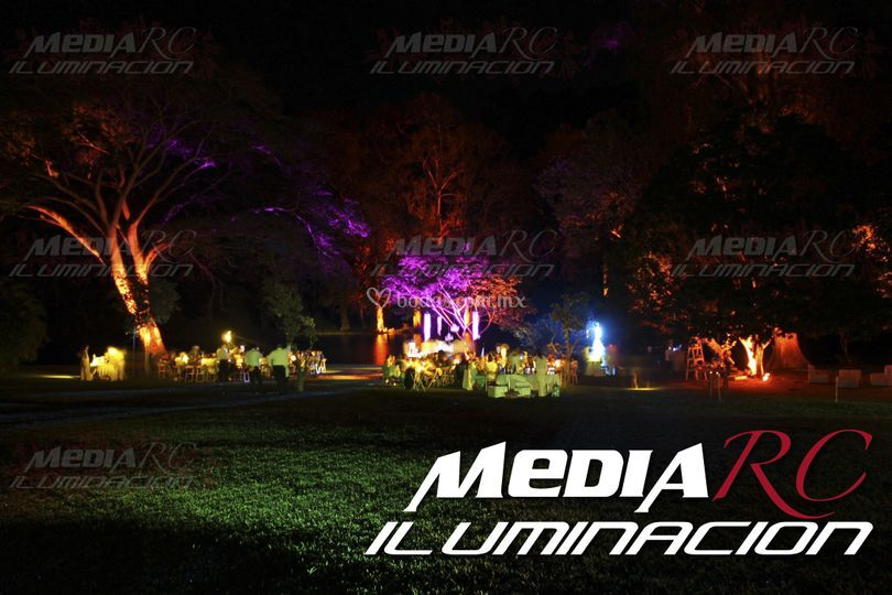 Media RC Iluminación