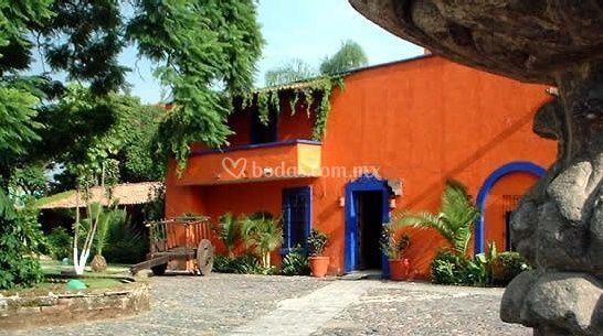 Antigua Hacienda La Mora