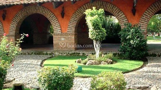 Lugar ideal para tu boda