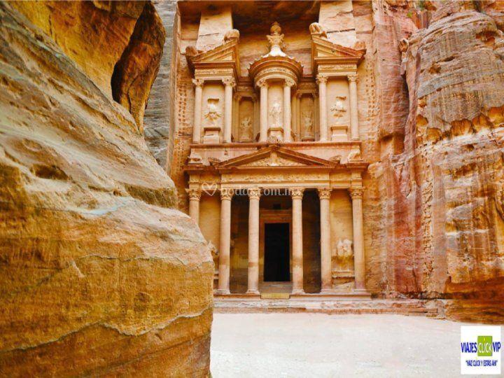 Maravillas Del Mundo Petra