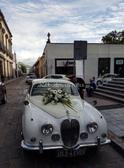 San Miguel de Allende Wedding Cars