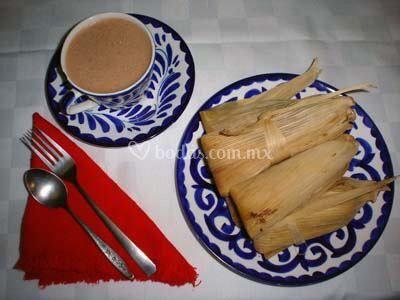 Menú regional michoacano