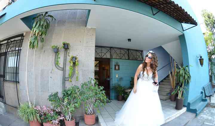 La pre boda