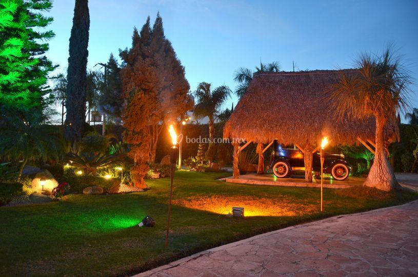 Hacienda Los Pozos