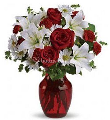 Distintas flores