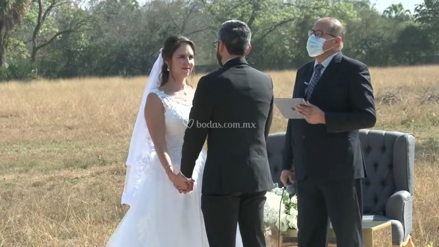 Transmisión boda