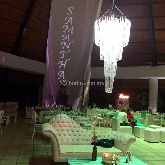 Elegante iluminaci n de villa xavier foto 53 for Jardin villa xavier jiutepec