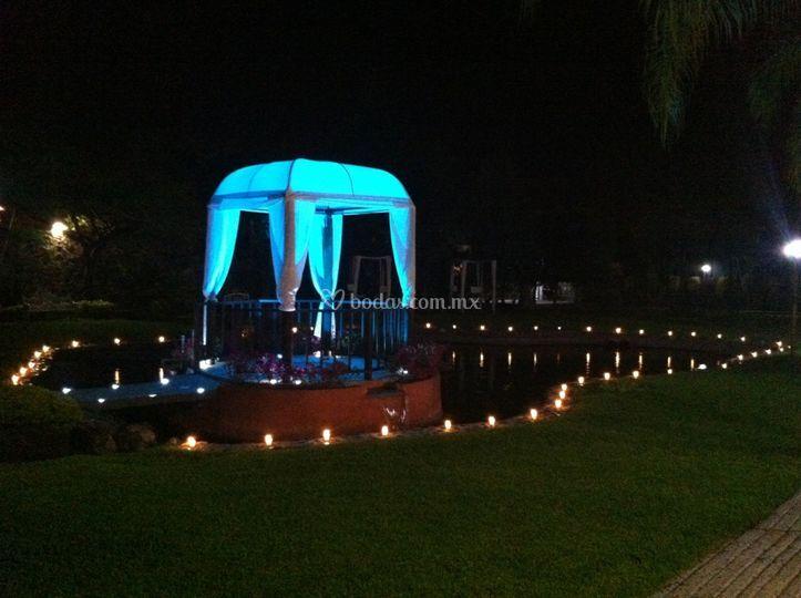Noche de villa xavier foto 22 for Jardin villa xavier jiutepec
