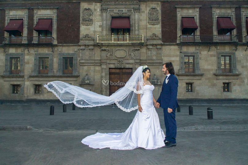 Sesión post-boda