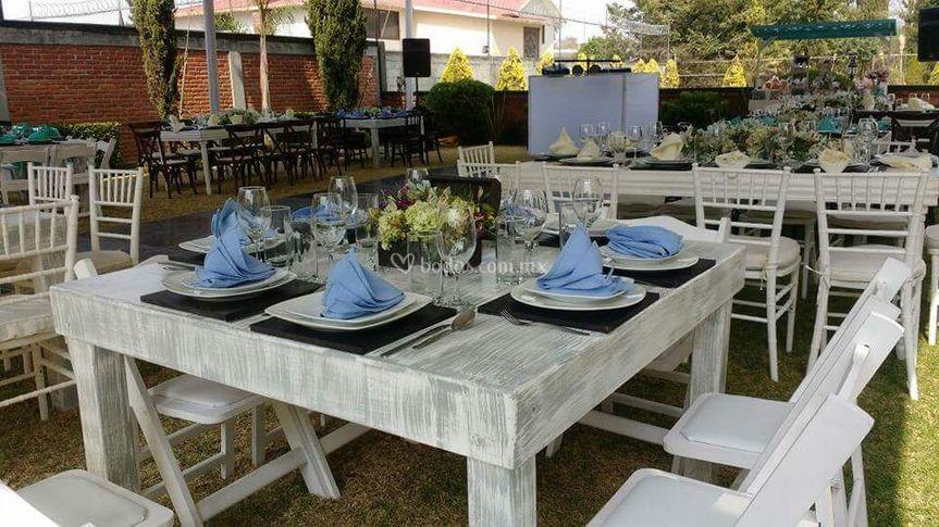 G y V Banquetes