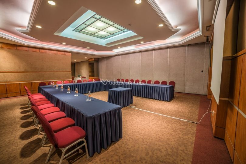 Salón sesiones