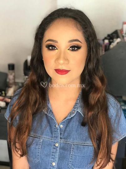 Zugey Martinez Makeup