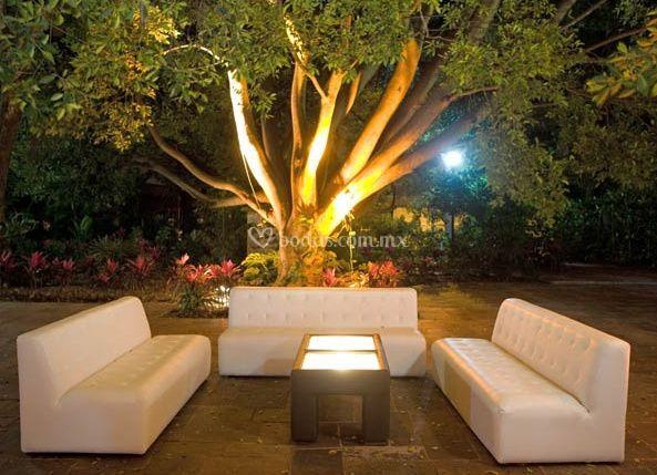 iluminacin de jardines florida eventos - Iluminacion De Jardines