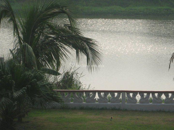 Laguna majestuosa