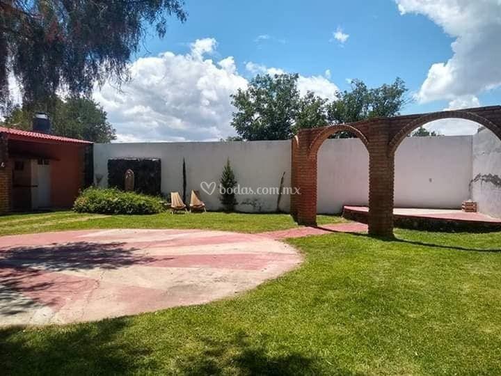 Jardín de Eventos Bicentenario
